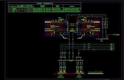 طراحی نقشه اگزاست فن