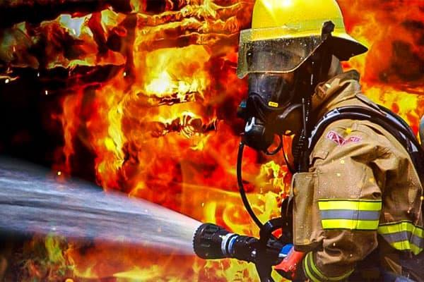 اخذ تاییدیه آتشنشانی